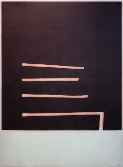 Suzanne Caporael, 'The Steps', 2011