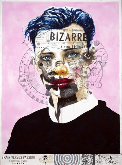 Ole Aakjær, 'Brain Versus Passion - A Technocrat In Love', 2020