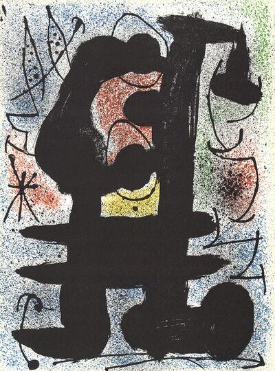 Joan Miró, 'Cosmos II', 1967