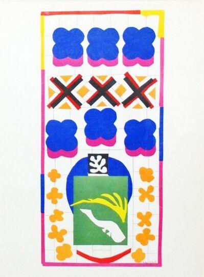 Henri Matisse, 'Chinese Fish', 1958