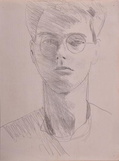 Roger Hilton, 'Self Portrait', 1935
