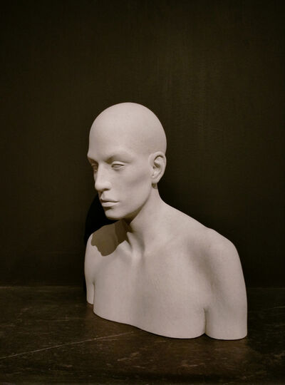Bruno Walpoth, 'The Seeker', 2017