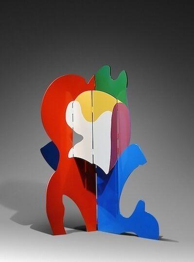 Guy de Rougemont, 'Sculpture-paravent', 2013