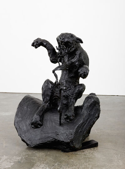 Barry Flanagan, 'Cougar', 1995