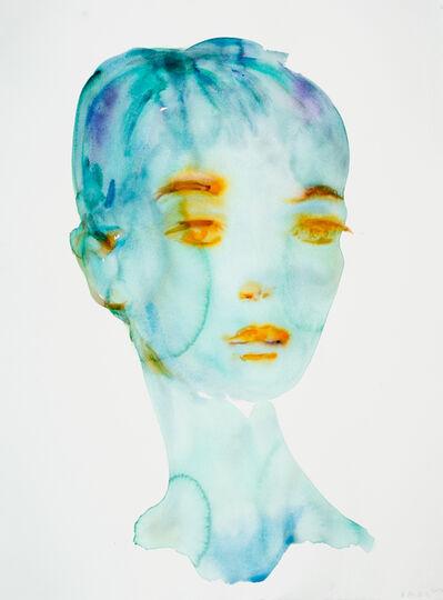 Kim McCarty, 'Sage Femmes Aqua', 2013