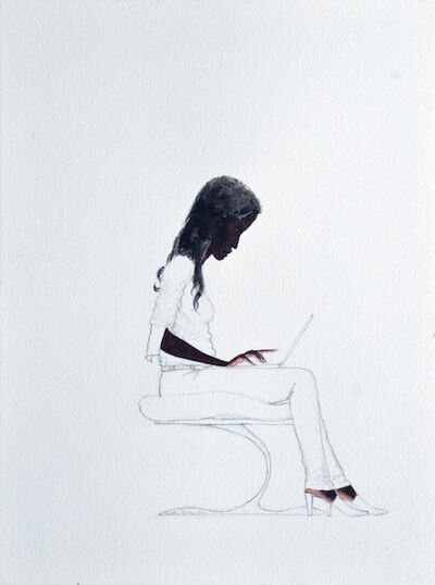 Kimathi Donkor, 'Notebook III', 2013
