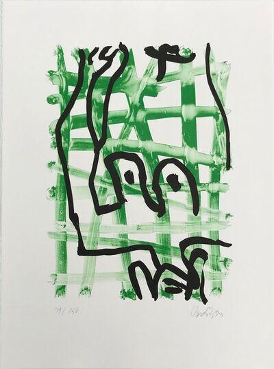 Georg Baselitz, 'Untitled', 1993