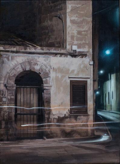 Nicola Nannini, 'Notte di presenze', 2017