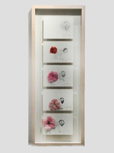 Kiki Smith, 'Flower Fart', 2004