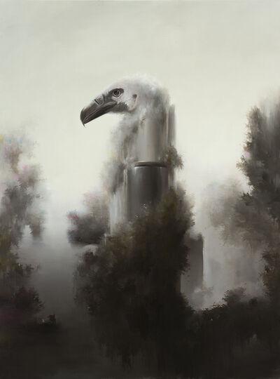 Sam Leach, 'desat landscapes + robots', 2020