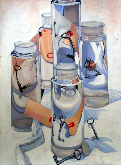 Barbara Swan, 'Bottles and Keys', 1984