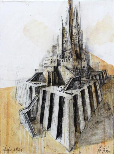 Gustavo Diaz Sosa, 'De la serie Huerfanos de Babel', 2017