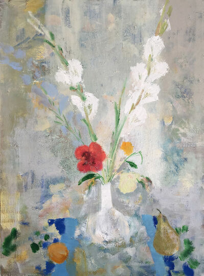 Melanie Parke, 'Gladiola Milk', 2018