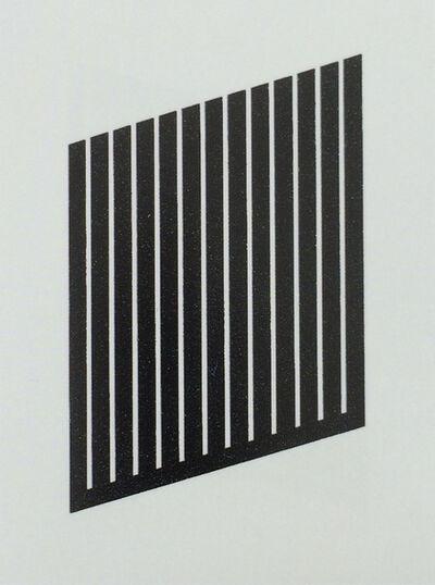 Donald Judd, 'Untitle (Schellmann 93)', 1979