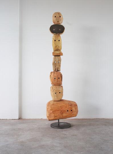 Lars Worm, 'Heads Up', 2020