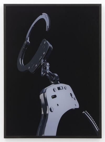 Takeshi Murata, 'Handcuffs', 2017