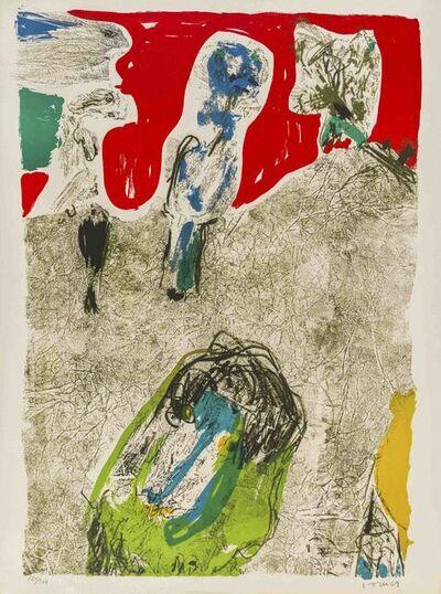 Asger Jorn, 'La Vallée du Charme', 1969