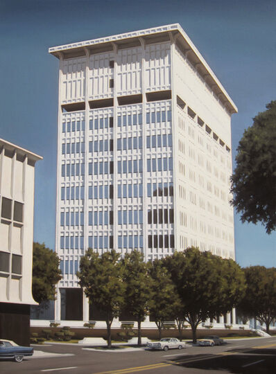 Danny Heller, 'Downtown Health Services Building', 2015