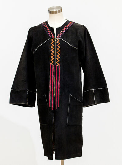 Jae Jarrell, 'Gents Great Coat', 1972