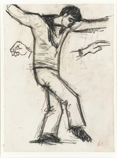 John Craxton, 'Dancing Sailor IV', 1960