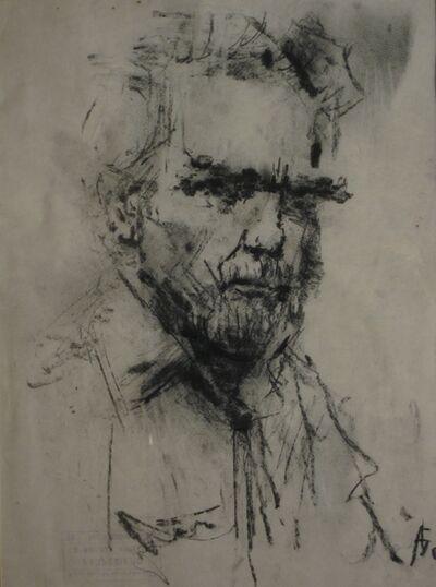 Aron Froimovich Bukh, 'Self portrait', ca. 1985