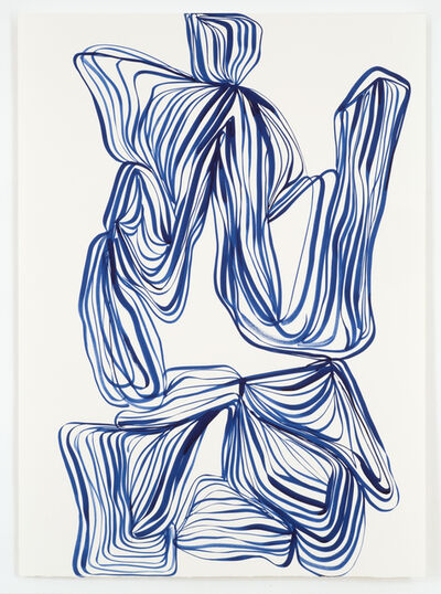 Tanya Ling, 'Line Painting (02883)', 2015