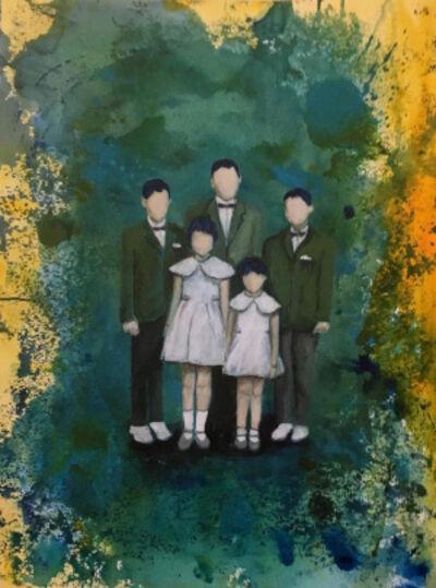 Shula Singer Arbel, 'Le Belle Famille', 2018-2019