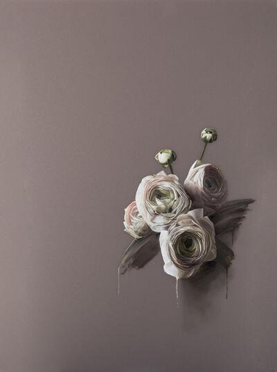 Jared Small, 'Pale Ranunculus', 5500