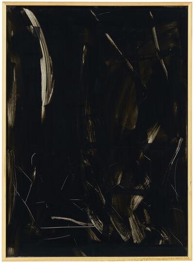 Imi Knoebel, 'Ohne Titel - Folienzeichnung 9 (Untitled - Foil Drawing 9)', 1990