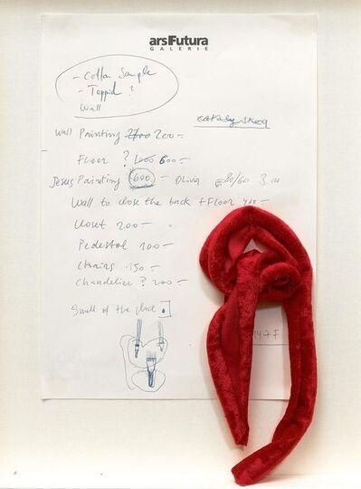 Maurizio Cattelan, 'List (arsFutura)', 1996