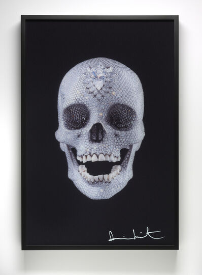Damien Hirst, 'For the Love of God - Lenticular', 2012