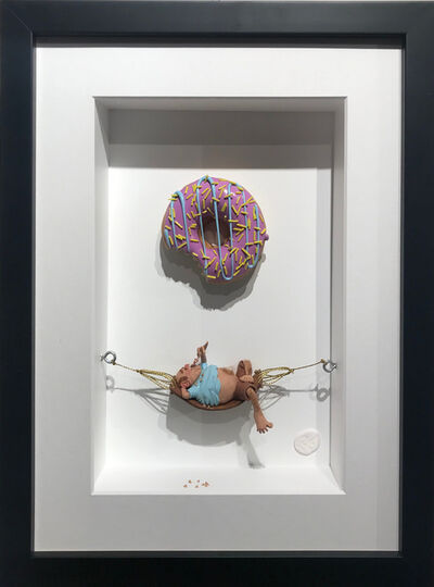 Eva Post Ruben Verheggen, 'I Donut Care', 2018