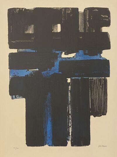 Pierre Soulages, 'Eau-Forte X', 1957