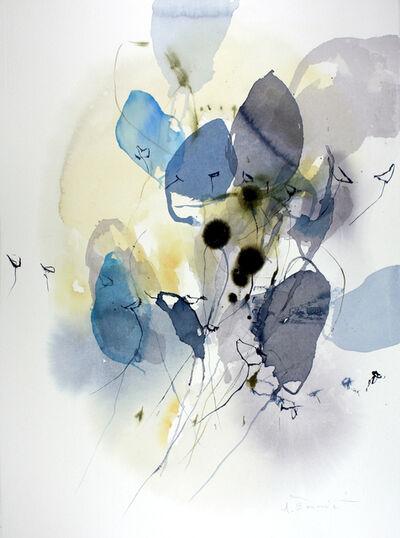 Ana Zanic, 'Dark Bloom W 2019-1-26', 2019