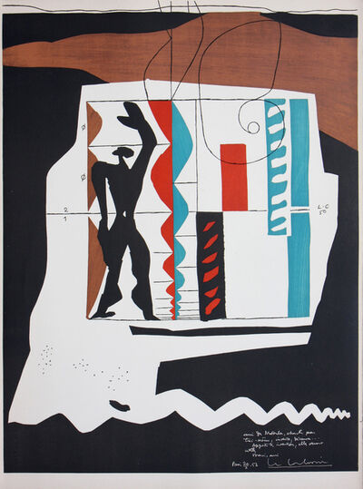 Le Corbusier, 'Modulor', 1962
