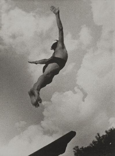 Ferenc Csík, 'Untitled (diver)', ca. 1936