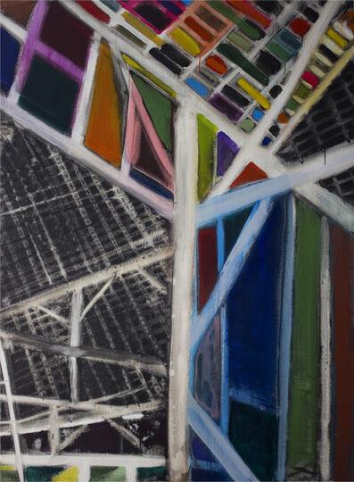 Kurt Lightner, 'Cathedrals of Work #11', 2013