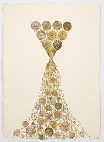 Rachel Selekman, 'Golden Flow', 2014