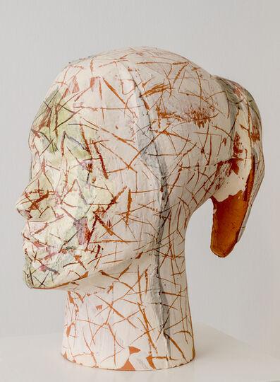 Xavier Mascaro, 'Ceramic Head', 2011