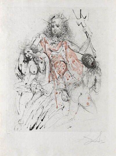 Salvador Dalí, 'Neptune', 1963
