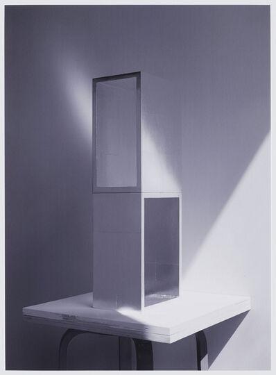 Sara VanDerBeek, 'Asymmetrical Alignment', 2012