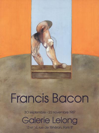 Francis Bacon, 'Galerie Lelong', 1987