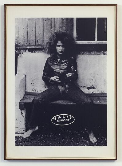 VALIE EXPORT, 'Aktionshose: Genitalpanik', 1969