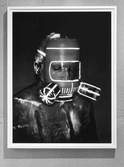 Rodrigo Valenzuela, 'Mask #2', 2018