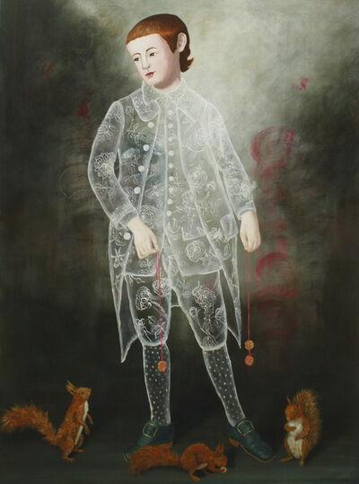 Anne Siems, 'Three Squirrel Boy', 2016