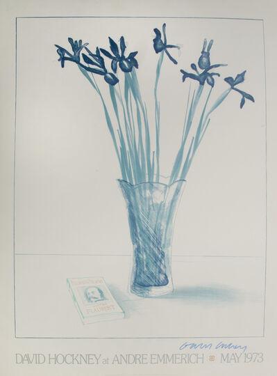 David Hockney, 'Andre Emmerich Gallery', 1973