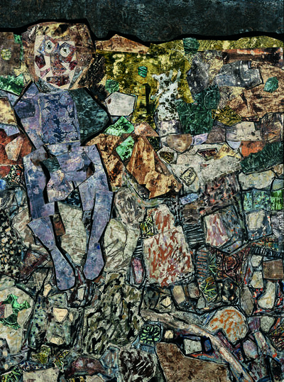 Jean Dubuffet, 'Le très riche sol (Extremely Rich Earth)', 1956