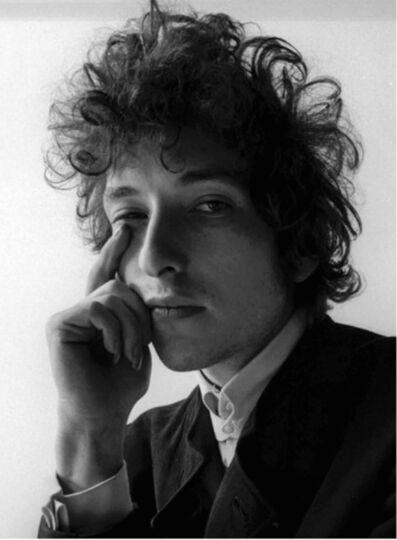 Jerry Schatzberg, 'Bob Dylan, Finger and Eye', 1965