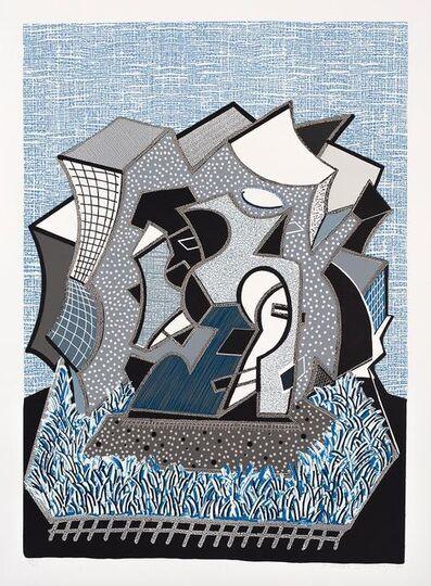 David Hockney, 'Eine Part I', 1991