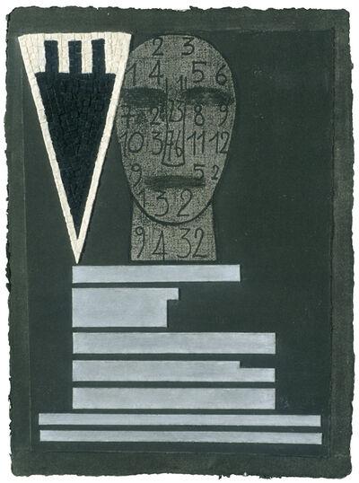 Mimmo Paladino, 'California Suite No. 6', 2004